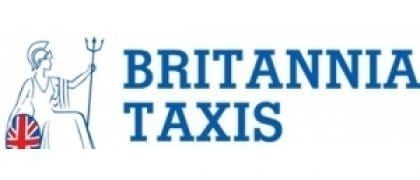 Britannia Taxis - Prescot Cables back of shirt sponsor